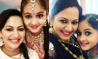 Haters call Archana's daughter Zara over matured for posting video - Her strong replies