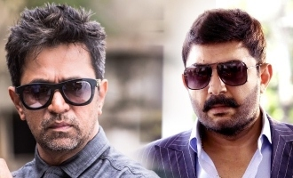 Action King Arjun and Arvind Swamy team up again