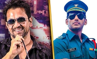 I'm proud of Vishal's Growth : Actor Arjun Speech