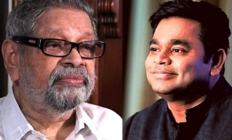 Legendary musician who gave first opportunity for AR Rahman passes away!