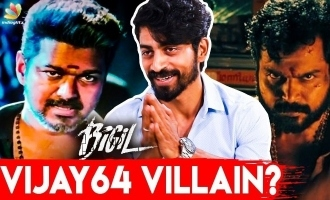 Vijay Fans Request to Kaithi Villian Arjun Das