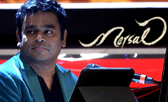 AR Rahman Live in Vitual Reality Experience Mersal audio launch