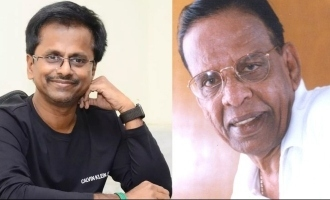 Video of A.R. Murugadoss acting in a movie with the legendary Nagesh surprises fans
