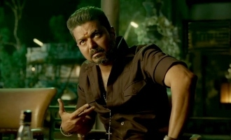 Famous cricketer raves about Vijay's Bigil trailer