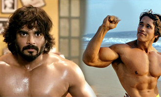 Arnold is no more the unbeatable for Madhavan