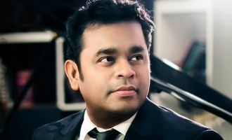 AR Rahman thanks medical professionals, and asks people to be kind!