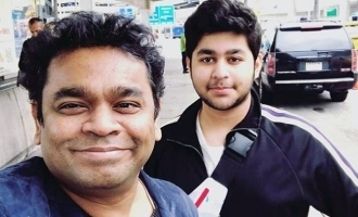 AR Rahman and Ameen's Birthday special photo turns viral!