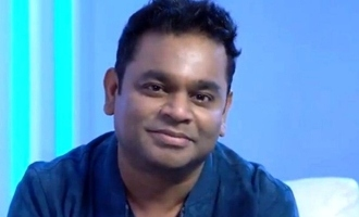 Teaser of A.R. Rahman's new song is here!