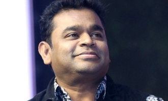 AR Rahman explains why he left stage as anchor spoke in Hindi at 99 Songs event