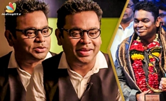 Ella Pugalum Iraivanukke : AR Rahman Interview