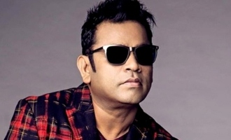AR Rahman's cool reply stuns a troll!