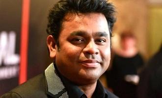 'இந்தியன் 2' படம் குறித்து ஏ.ஆர்.ரஹ்மானின் டுவீட்
