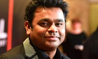 A.R. Rahman's challenge to the public to dance like him