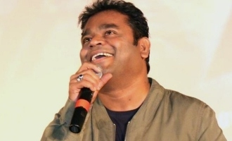 A gang is working against me in Bollywood says AR Rahman
