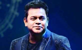 AR Rahman says not to speak Hindi to Anchor in 99 songs audio function