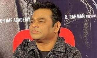 '99 சாங்ஸ்' திரைப்படம் ஏ.ஆர்.ரஹ்மானின் கதையா? அவரே அளித்த விளக்கம்