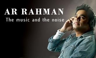 AR Rahman - The music and the noise