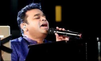 AR Rahman for Hockey World Cup!