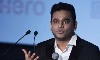 Director makes shocking allegations on A.R. Rahman