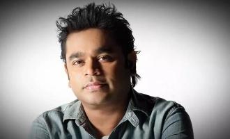 AR Rahman video of Sivaji movie song goes viral