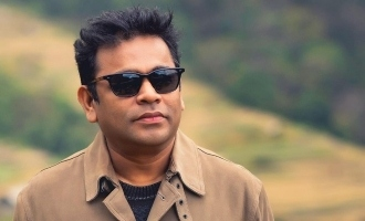 AR Rahman vaccinated and his selfie goes viral