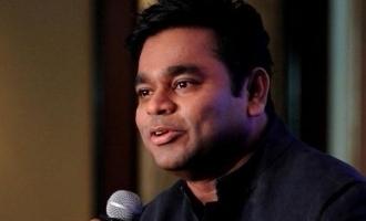 ஏஆர் ரஹ்மான் எடுத்த அதிர்ச்சி முடிவு: ரசிகர்கள் கவலை