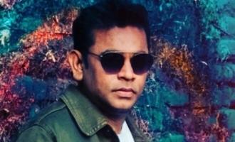 AR Rahman starts composing songs for Simbu in Paththu thala