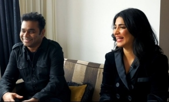 A.R. Rahman named the most influential person in Asia,  Shruti Haasan also honored
