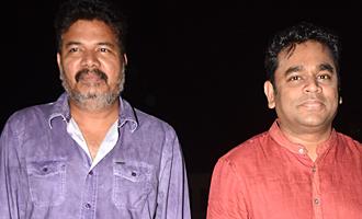 AR Rahman & Shankar at KM Music Conservatory's Opera Scenes 2017
