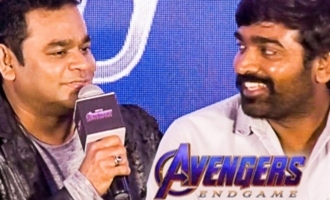 AR Rahman's Superhero Choice for Vijay Sethupathi