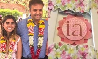 What is inside Ambani family's 3 lakh rupees wedding card