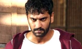 Arulnithi's next is a  crime thriller!