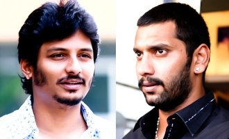 Dhanush to do it for Jiiva and Arulnithi!