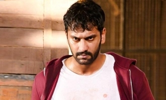 Arulnithi's huge physical transformation for next thriller!