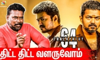 Thalapathy 64 will be electrifying - Arun Alexander interview