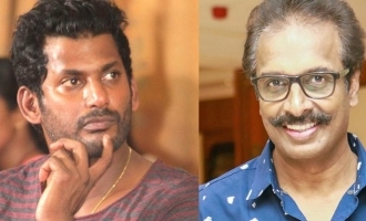 Actor Arun Pandian slams Vishal!