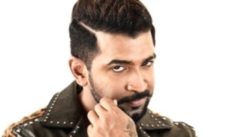 Arun Vijay gets ready for Mafia!