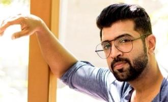 இளம் இயக்குனர், பிரமாண்ட தயாரிப்பு நிறுவனத்துடன் இணையும் அருண்விஜய்