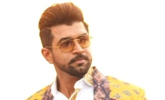 Arun Vijay trains with Suriya's villain!