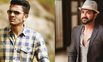 Arun Vijay-Karthik Naren new movie gets a mass title