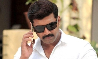 Arunvijay thanks to director cheran