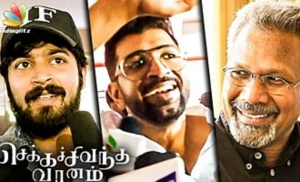 Mani Ratnam is BACK ! : Arun Vijay Speech