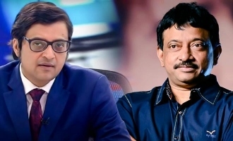 Amidst corona rumours, Ram Gopal Varma makes announcement on Arnab Goswami movie!