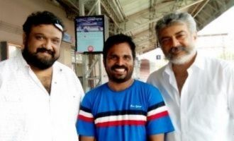 Thala Ajith's opening song in 'Viswasam' clarified