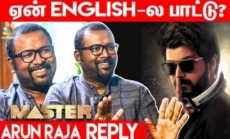 Arunraja Kamaraj frank interview about Thalapathy Vijay's 'Kuttri Story'