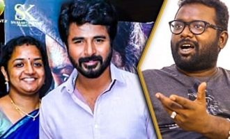 Aarthi is the Major Reason for Sivakarthikeyan's Success : Arunraja Kamaraj Interview