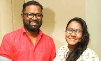 Arunraja Kamaraj's important message to save lives after losing his wife Sindhuja to COVID 19