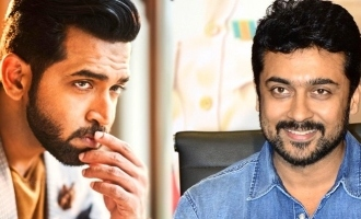 Arun Vijay's long term dream happening due to Suriya's decision?