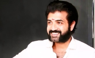 Is Arun Vijay's new look for this mass director's movie?