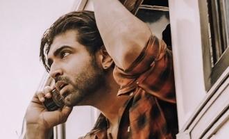 Steaming update on Arun Vijay - Hari's 'AV33' film shooting!